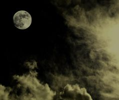 Night Sky Re-edit by Ariagne-stock
