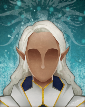 Lady of Shadows (Keep Tile) by Thursday-Rose