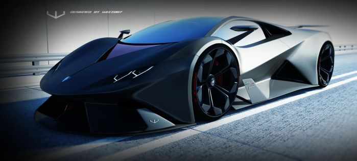 stealth bull fighter by wizzoo7