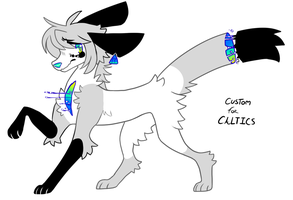 Caltics Custom by LucidNaturae