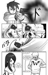 Episode I - page 7 by ironspider029