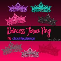 Princess Tiara Png by aboutnileydesings