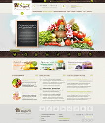 Organic food by Natalari