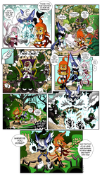 Mana Comic by Tazi-San (Colored) by aRBy125