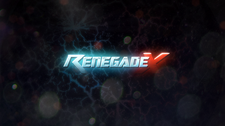 Renegade X: 1080P Wallpaper by ShiroPoint