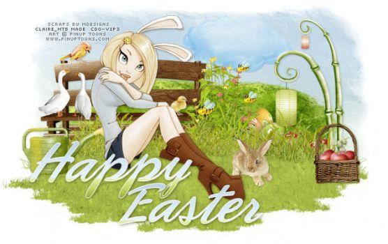 PUT_EasterGirl2011CM75 by CreativeDesignOutlet