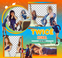 TWICE//SIGNAL PACKPNG #2 by MoonSober