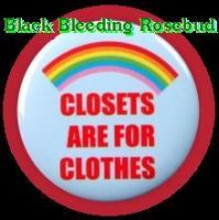 Closets are for Clothes by BlackBleedingRosebud
