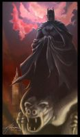 The Caped Crusader by Valiance