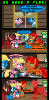 We need a plan by Vector-Brony