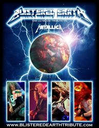 Blistered Earth - Poster 1 by Corvus6Designs