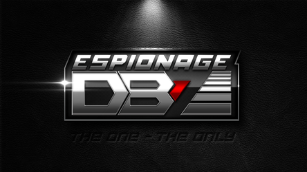 Espionage DB7 Personal Wallpaper - 2018 by EspionageDB7