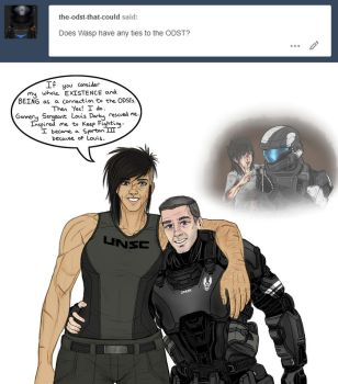 Ask Quiver 7: My One and Only Hero by Guyver89