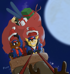 Merry Christmas 2014 by kristensk