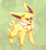 31 Days of R-G - Day #5 Fav Electric Type! by TeeterGlance