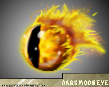 Darkmoon Eye by CrystalWolfXx