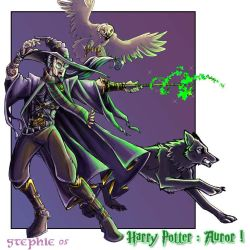 Harry Potter Grows Up  Edits by lady-cybercat