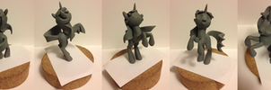 Aurora's Custom PYO Unicorn Pony by SaturnGrl