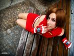 Meiko Vocaloid Cosplay by Bastetsama-Cosplay