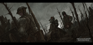 RWBY : 1916 by dishwasher1910