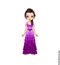 Hermione's Yule Ball Dress by LolaScheving