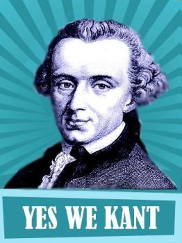 Yes We Kant by w0manlikeaman