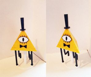 Bill Cipher model by CHRYPIE