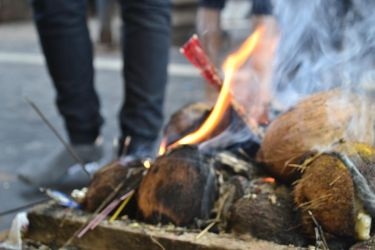 Hawan : One Of Holy Rituals in India by designikx