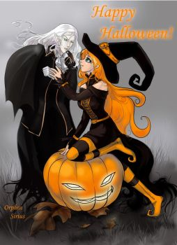 helloween for they by Orphen-Sirius