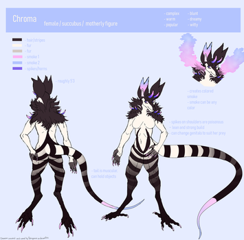 Chroma | Reference 2018 by pathogenss