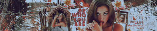 Be Who You Are by immortaldesires