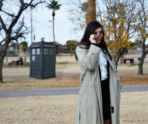 10th Doctor- Come ride in the Tardis by Adventure-Cosplay9