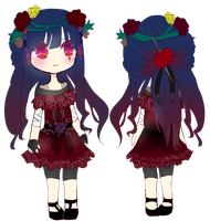 [Closed] Adoptable Auction by DangoMei