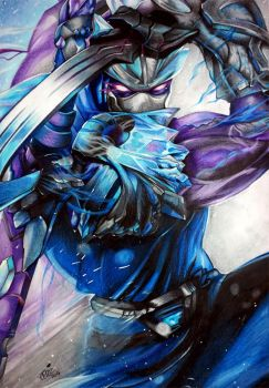 Frozen Shen by Krystal89IT