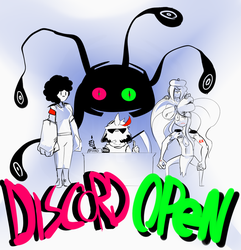 MY Discord Server - Bawko's box of weird by Bawko