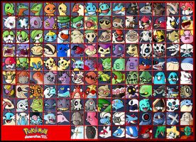 Pokemon - Generation 3