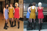 Star Trek TOS-inspired Dresses by PANattheDisco