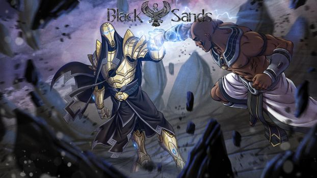 Black Sands: First Strike! by KemeticLegends