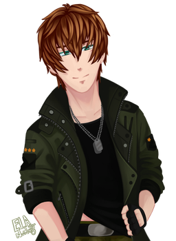 Kentin by chiorit