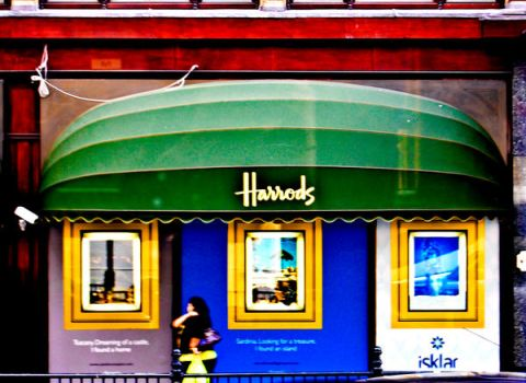 harrods by jessablair