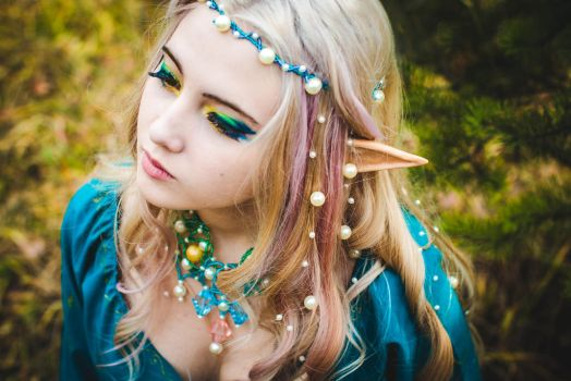 Elf Cosplay by RinDia4