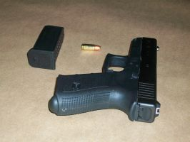 Stock Glock 50 by TheBitterBullet