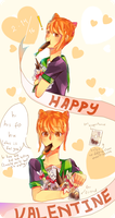 Sib!S: Happy Valentine! by DeanaHere