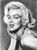 Marilyn by Xgrunt
