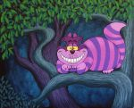 Cheshire Cat by vonblood