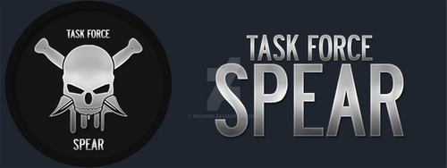 Task Force Spear FB Cover by redoper