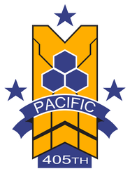 405th pacific logo by NEMESIS-01