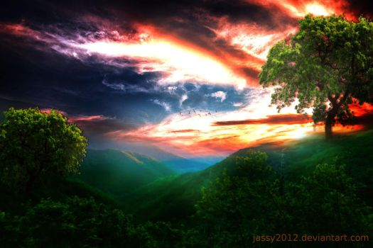 Untouched Nature by Jassy2012
