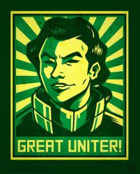 Our Great Uniter by Winter-artwork