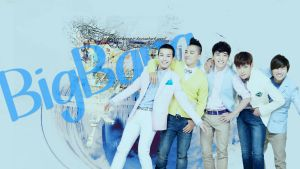 BIGBANG [Wallpaper #2] by verderawr